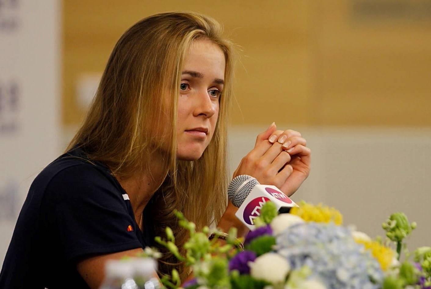 Diosa ucraniana da el batacazo y derrota a la n1 del mundo